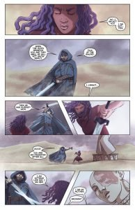 Page 3 from issue #3 from Niobe: She is Life