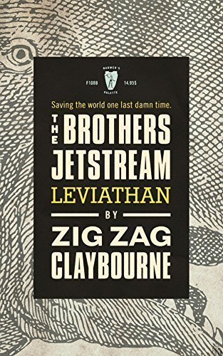 Review: The Brothers Jetstream: Leviathan | I Am Black Sci-Fi